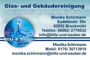 Schirmann Visitenkarte