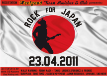 Flyer Rock for Japan